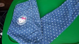 Hello kitty jeans size 7 girls for Sale in Covington, WA