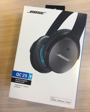 Bose QC25 noise cancelling headphones for Sale in Tampa, FL