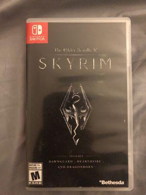 Elder Scrolls V: Skyrim for Nintendo Switch for Sale in Los Angeles, CA
