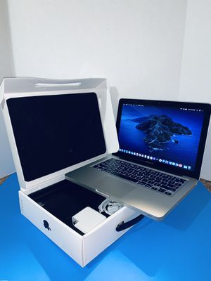 2012 Apple MacBook Pro / Core i5 / 1TB / 16GB / Battery / Charger / OSX Catalina / Office 2016 for Sale in Homestead, FL