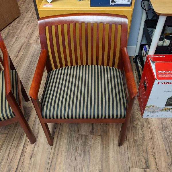 Beautiful Solid Wood Chairs