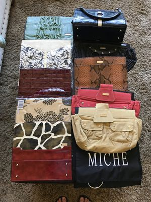 Miche purse with 10 covers for Sale in Pasco, WA