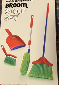 Kids Housekeeping Playset *(Brand New) for Sale in Peoria,  IL