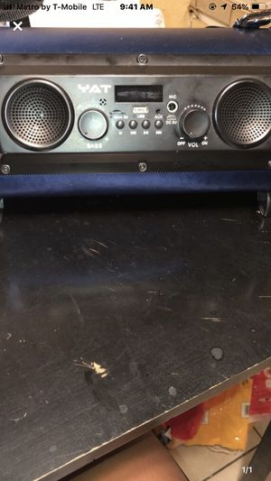 Stereo System for Sale in Fort Worth, TX