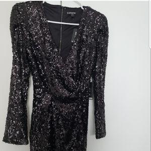 Black Glitter Dress for Sale in Arlington, VA