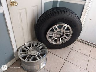 Gmc truck rims for Sale in Alexandria,  VA