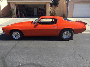 1973 RS Camaro for Sale in Hemet, CA