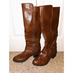 Merona Brown Boots for Sale in San Antonio, TX
