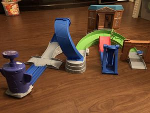 PJ Masks Rival Racers Track with Night Ninja Bus for Sale in Los Angeles, CA