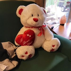 I Love You Teddy Bear for Sale in Hollywood, FL