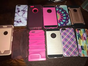 6s plus cases for Sale in Eagle Lake, FL