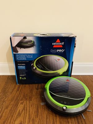 Like New - Brand BISSELL DigiPro Robot Vacuum 2142 for Sale in Westland, MI