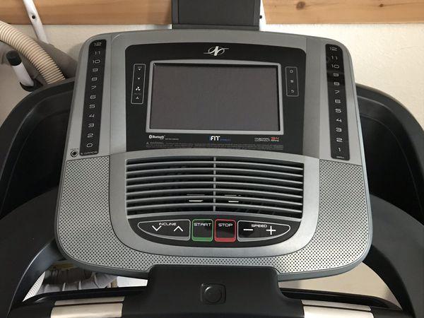 Nordictrack Treadmill C1650