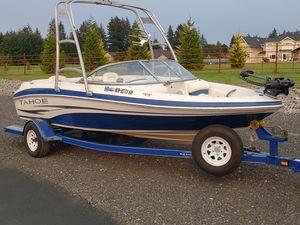2006 Tahoe Q4 ski fish boat for Sale in Brush Prairie, WA