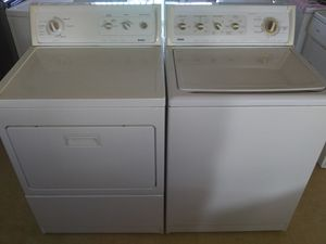 Kenmore Elite washer and electric dryer for Sale in Austin, TX