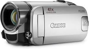 Canon FS200 digital video camcorder camera for Sale in San Marcos, TX