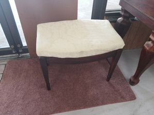 Small Wood Bench or Stool for Sale in New Port Richey, FL