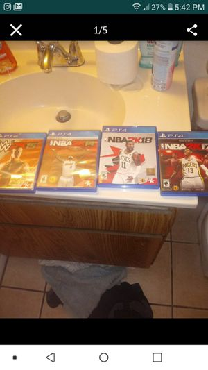 All games for 15 for Sale in Phoenix, AZ