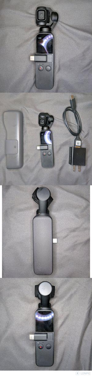 DJI Osmo Pocket camera for Sale in Los Nietos, CA