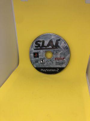 SLAI Steel Lancer Arena International Playstation 2 PS2 Disc only for Sale in Decatur, GA