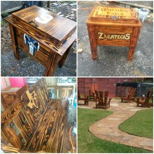 Home, rustic furniture for Sale in Channelview, TX