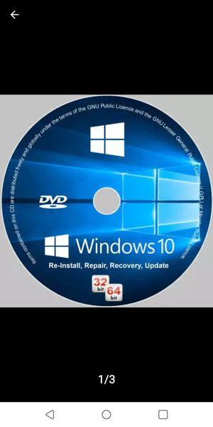 Windows 10 home Edition for Sale in Dallas, TX