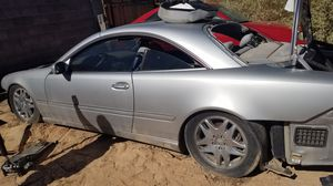 2002 Mercedes CL500 for parts for Sale in Las Vegas, NV