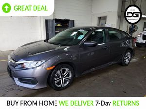 2017 Honda Civic Sedan for Sale in Woodbridge Township, NJ