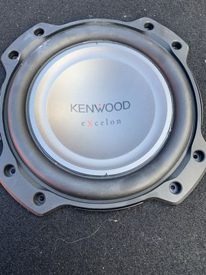 "8"" Kenwood Excelon XR-W804 for Sale in Federal Way, WA"