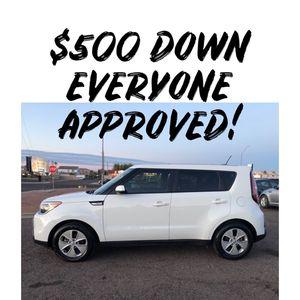 2015 Kia Soul Base Wagon 4D for Sale in Phoenix, AZ