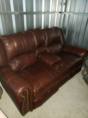 NEW POWER RECLINING LOVE SEAT WITH CONSOLE AND USB CHARGING PORT for Sale in Cary, NC