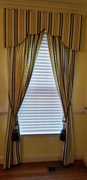 Custom made curtains for Sale in Woodbridge, VA