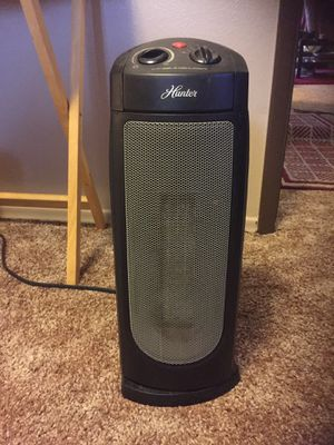 Oscillating space heater for Sale in Portland, OR