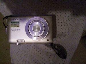 Nikon Coolpix camera for Sale in Oak Grove, MN