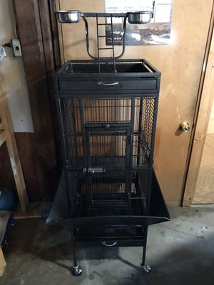 Bird cage for Sale in Leominster, MA