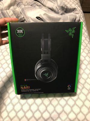 Razor Nari Gaming Headphones for Sale in Tampa, FL