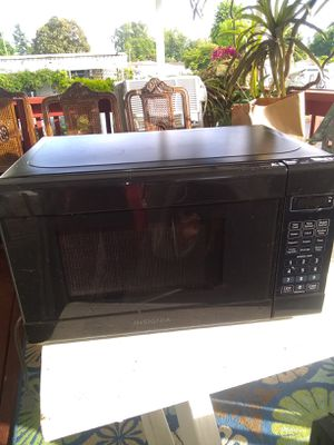 Insignia microwave 1250 w for Sale in Portland, OR