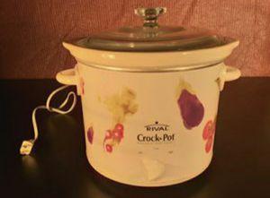 Vintage Rival Crock Pot for Sale in Lakeside, CA
