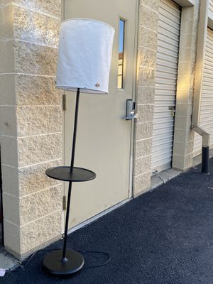 Standup lamp for Sale in Philadelphia, PA