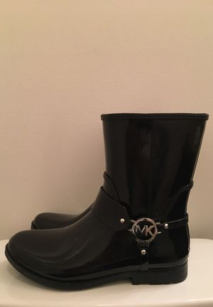 Micheal Kors rain boots for Sale in Lancaster, PA