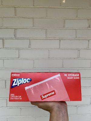 Supreme Ziploc Bags for Sale in Wichita, KS