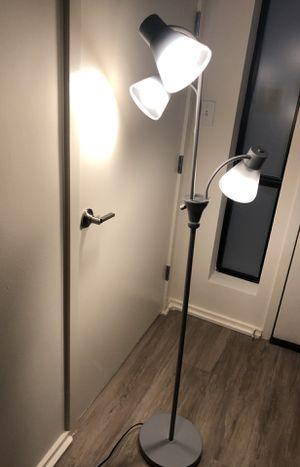 Grey Medusa Floor Lamp for Sale in Washington, DC