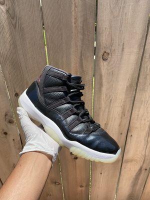 Jordan 11 Retro 72-10 Size 11 for Sale in El Cajon, CA