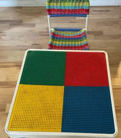 Children's Chair & Table. for Sale in Irvine,  CA
