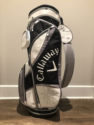 Golf bag - Callaway ; women's Solaire - New for Sale in Arlington, VA