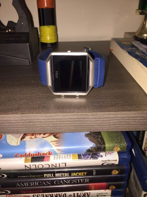 Fitbit Blaze Barely Used for Sale in Chesapeake, VA