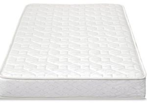 Slumber 1 6in Innerspring Mattress with Your Zone Twin White Wood Loft Bed for Sale in Little Egg Harbor Township, NJ