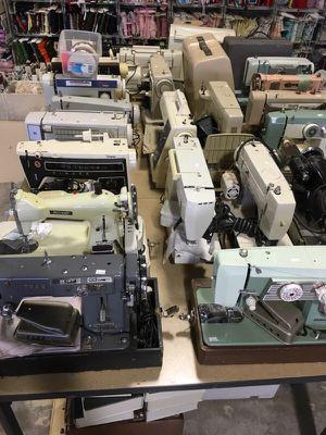 Sewing machine service while u shop for Sale in Mesa, AZ