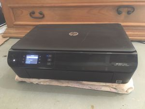 HP envy 4500 printer scanner fax for Sale in Fresno, CA