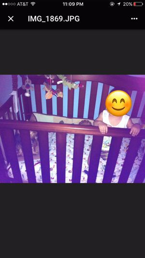 Convertible baby Crib for Sale in Chelsea, MA